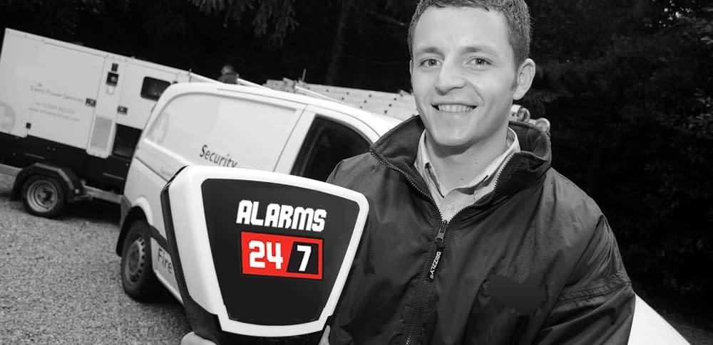 Alarms Systems 24/7 in Dublin